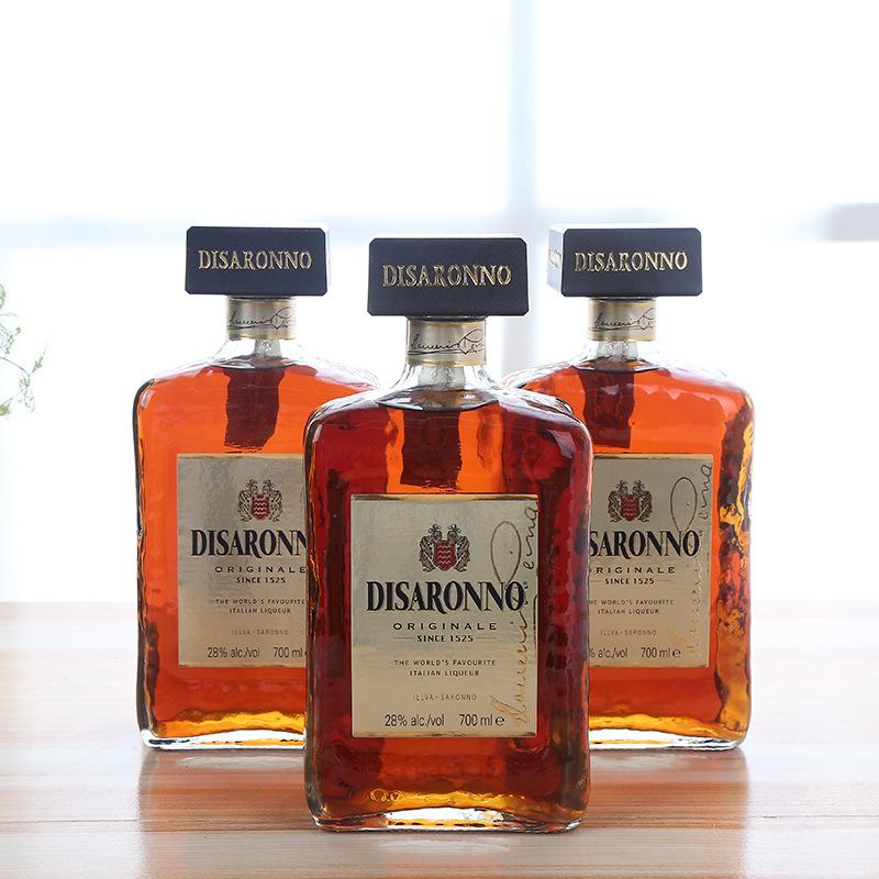 杏仁味利口酒700ML进口洋酒 优质原装威士忌