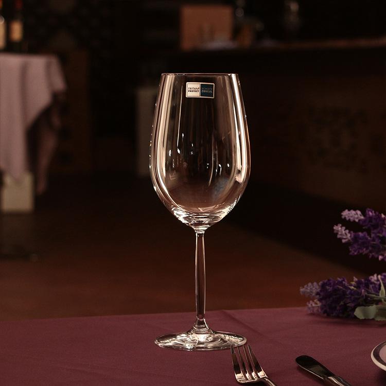 德国肖特圣维莎波尔多红酒杯 进口红酒杯 无铅水晶红酒杯