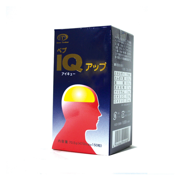 日本进口保健食品 沙丁鱼肽IQ  健康日本保健辅助食品