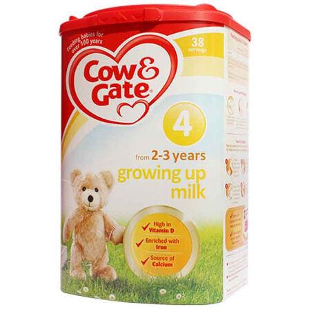 Cow & Gate 英国牛栏4段 婴幼儿奶粉 800克