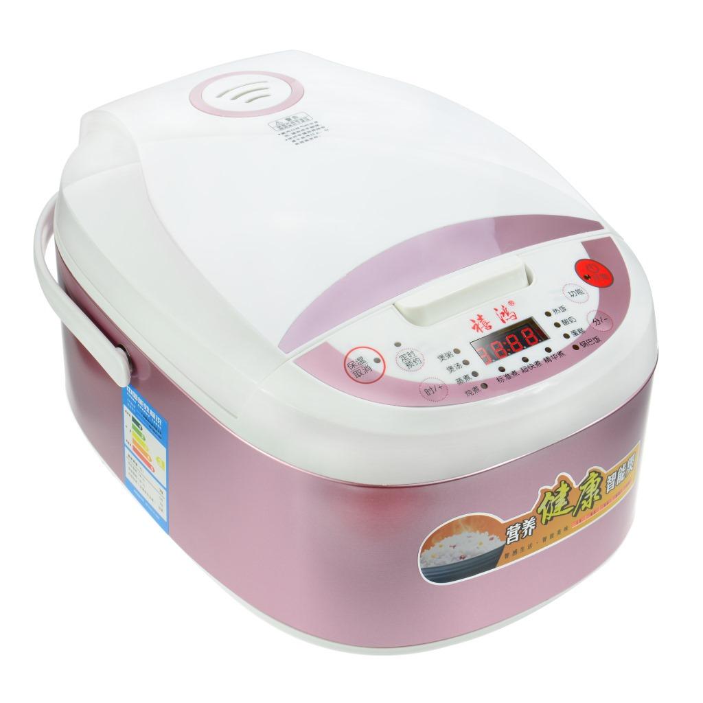 电饭煲4L5L智能电饭煲 小家电器电饭锅家用5L