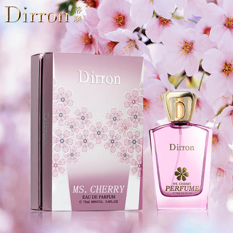 DIRRON樱花女士香水持久清新淡雅魅力礼物淡香水