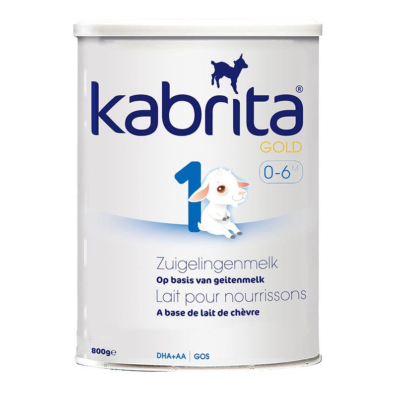 荷兰kabrita佳贝艾特羊奶粉123段进口荷兰奶粉 800g罐装