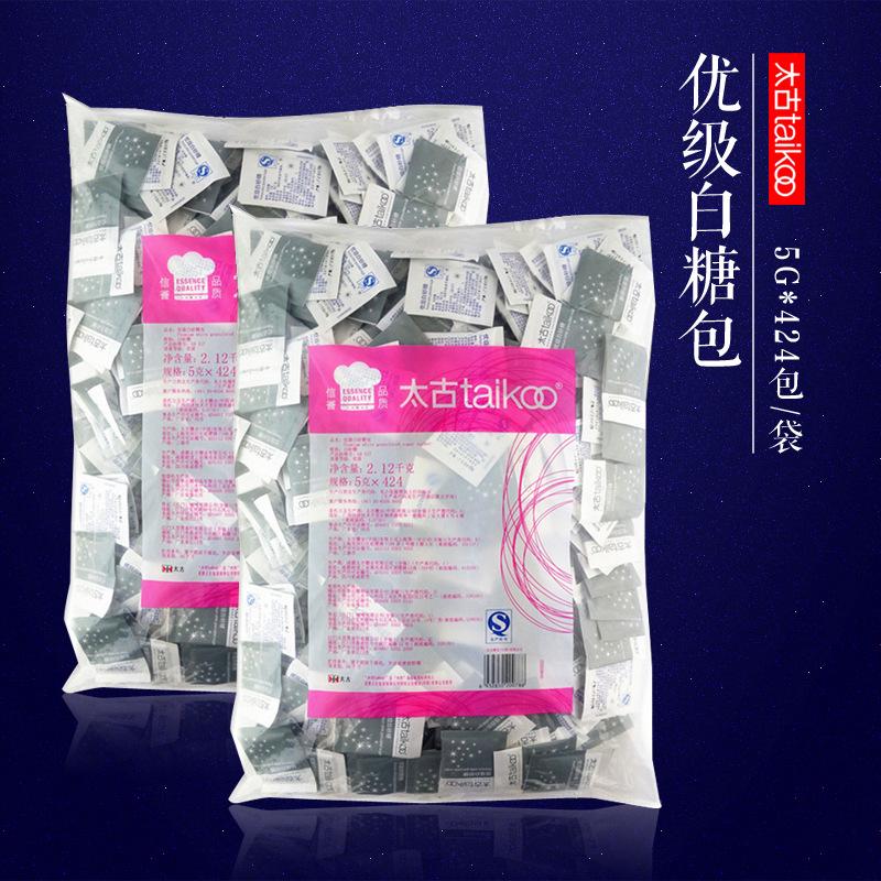 太古优级白砂糖包5g*424*6 白糖包 咖啡奶茶甜品伴侣原料