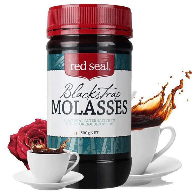 新西兰red seal红印黑糖纯正产妇补气血暖宫痛经