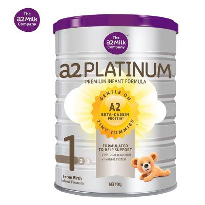 澳洲a2白金版1段 a2Platinum一段婴幼儿奶粉