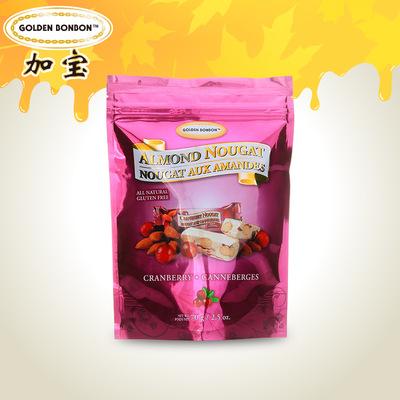 加拿大GoldenBonbon加宝牛轧糖