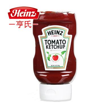 美国进口调味酱 Heinz亨氏番茄酱