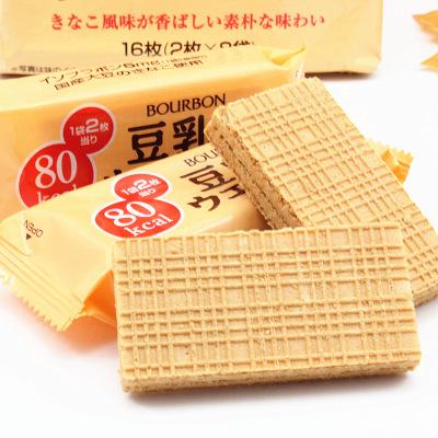 日本进口零食 bourbon波路梦