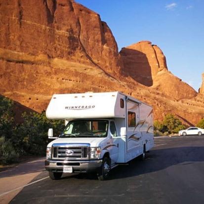 美西国家公园房车定制游7晚9天  不一样的线路 无自费、无购物店