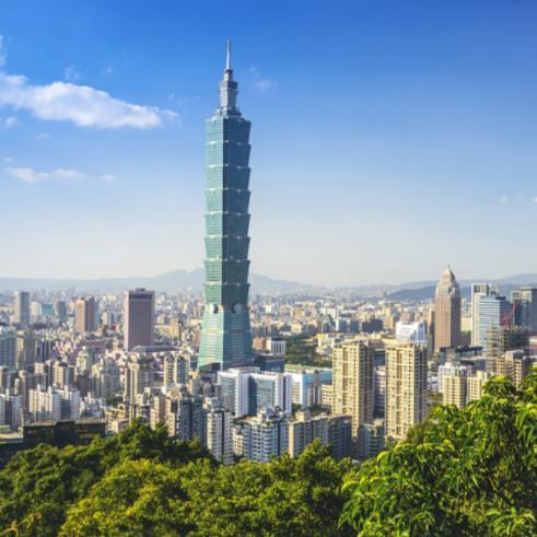 台湾4天3晚健康之旅