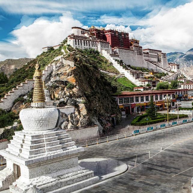 (醉美高原)拉萨、林芝、日喀则双卧11日游(全景双卧 派全陪 赠送西藏唯一财神庙—扎基寺)