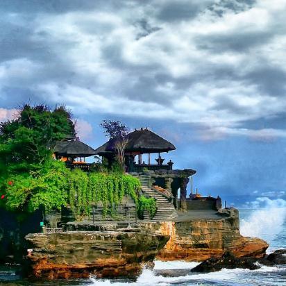【端午】巴厘岛+新加坡6晚8日游(五星新航转机,4晚巴厘岛酒店+2晚新加坡网评四星酒店,一天自由活动、全程0自费无购物、5站购物)