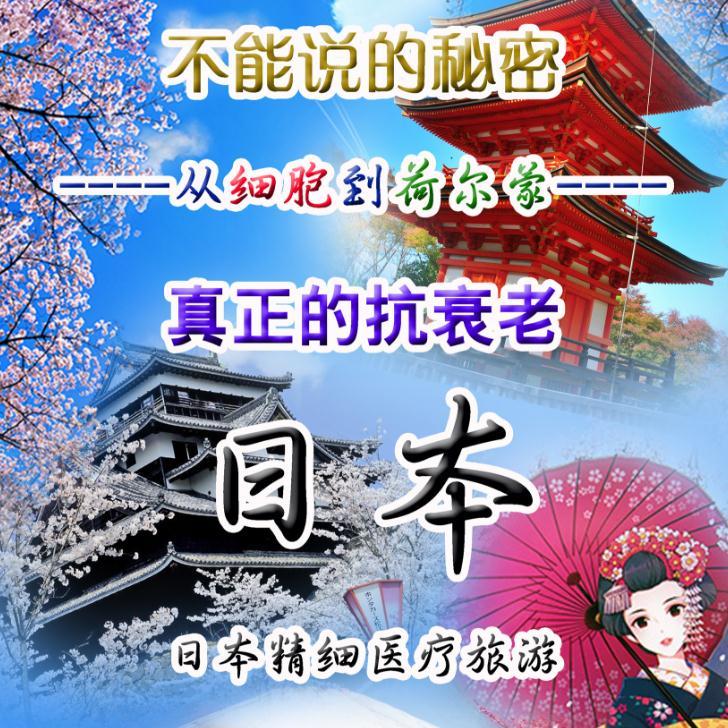 日本健康之旅项目