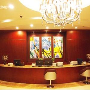 上海爱康国宾体检中心西藏南路老西门分院 :男宾套餐