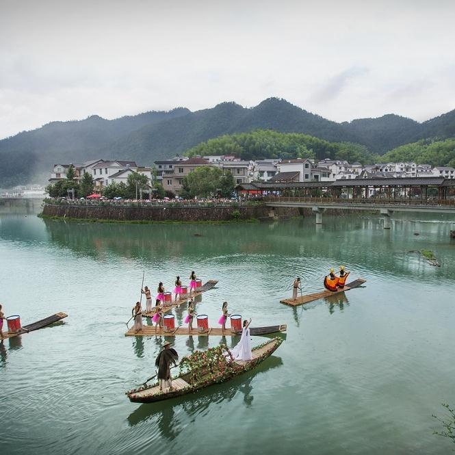 498元【L16】千岛湖中心湖  水墨下姜  富春桃源  度精品民宿悠然假三日