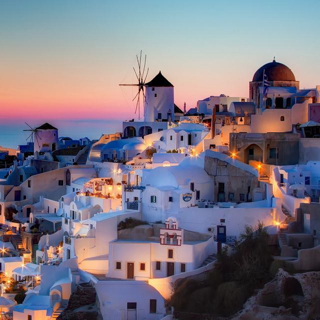 LH-尊享希腊浪漫体验之旅+悬崖海景+双岛+OIA落日+梅黛奥拉+奥特莱斯7晚10天4-5星