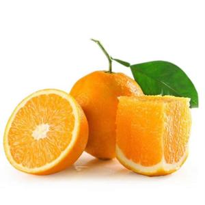 (赣南脐橙)现摘现发新鲜橙子  不催熟 不打腊 孕妇橙子  脐橙水果包邮