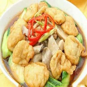 土哥港式鱼腐500g/包  32.9元,绉纱鱼腐锁鲜鱼腐  广东火锅鱼腐鱼丸