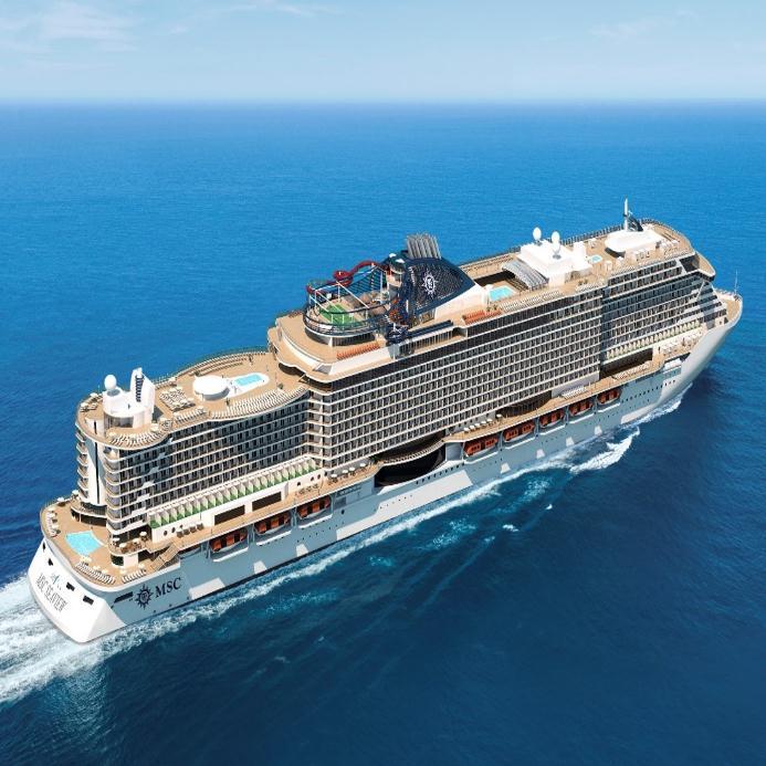 6月至11月 【MSC海平线号】12天11晚 意大利,马耳他,西班牙,法国豪华邮轮+瑞士深度之旅