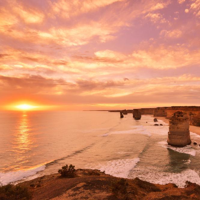 四季澳洲•暖阳之冬 澳大利亚、凯恩斯、墨尔本全景十一日之旅