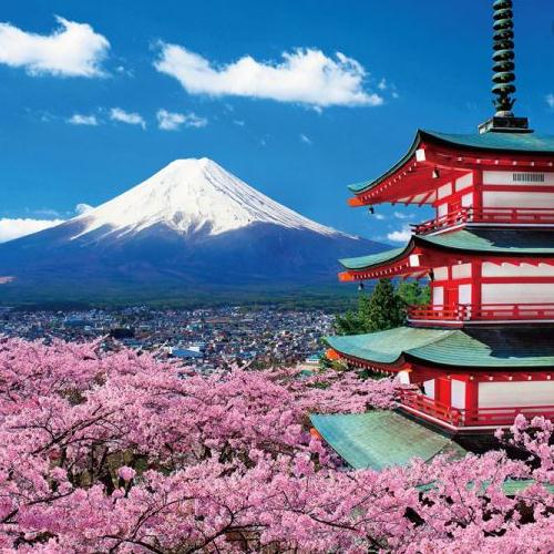 暑期日本特价---本州7天6晚 双自由MU东名   东京大阪两晚连住,升级一晚温泉住宿