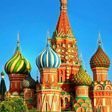 圣彼得堡+莫斯科+童话三镇9天(圣进莫出、MU)