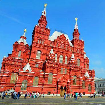 莫斯科+圣彼得堡+谢尔盖耶夫小镇+军港8天(莫进圣出、MU)