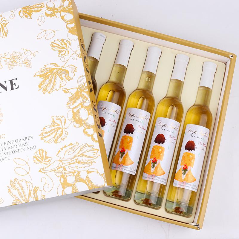 加拿大原酒进口 朵雅·伊莎贝尔冰白葡萄酒 2016年 VQA级 9%vol扫码价:98元/瓶(2瓶起售)