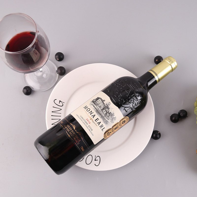 法国原瓶进口 莫纳伯爵-克莱斯特干红葡萄酒2016年 AOC级 14%vol零售价:689元/瓶(2瓶起售)