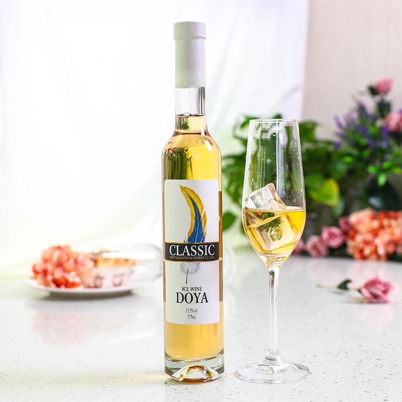 加拿大原酒进口 朵雅·丹妮尔冰白葡萄酒 2016年 VQA级 11.5%vol扫码价:998元/瓶(2瓶起售)