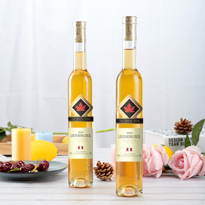 加拿大原酒进口·路易罗曼蒂克·安娜冰白葡萄酒·2016·9%vol·375ml