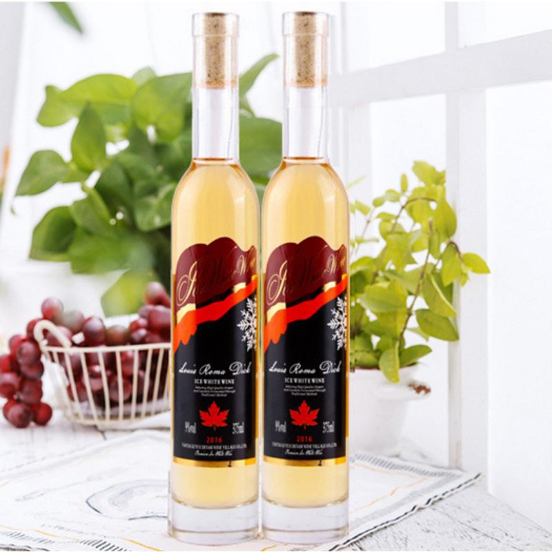 加拿大原酒进口 路易罗曼蒂克-西塔冰白葡萄酒 2016年 VQA级 9%vol扫码价:588元/瓶(2瓶起售)