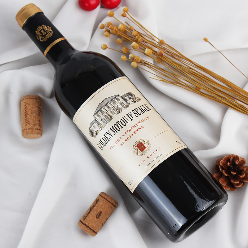 法国原瓶进口  金穆桐仕佳诺佳干红葡萄酒  赤霞珠·VDP级·13.5%vol  扫码价;2980元/瓶(两瓶起售)