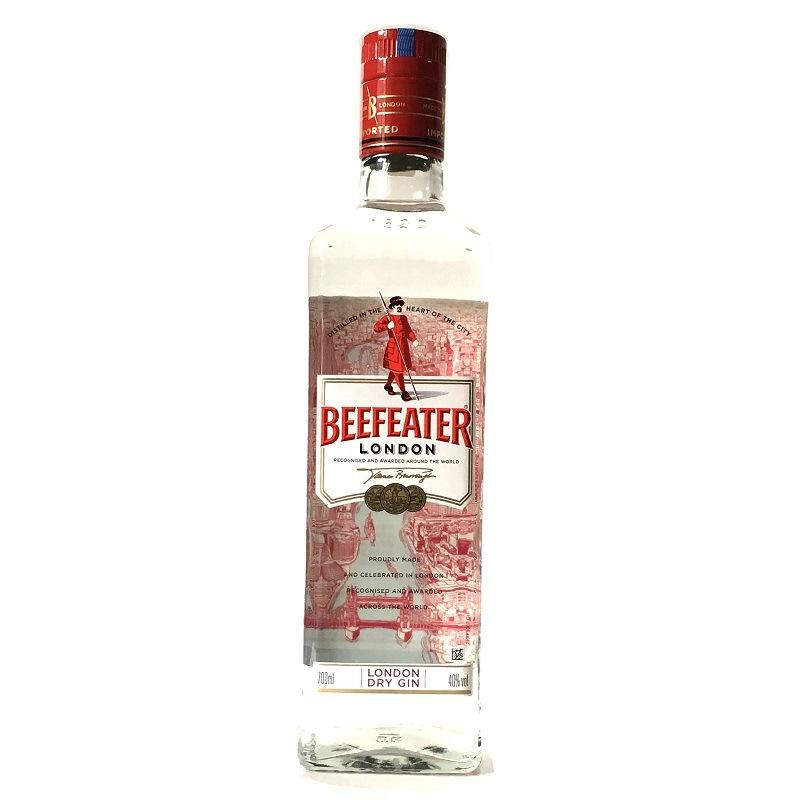 洋酒英国原装进口 必富达将军金酒 必发达金酒700ml40度