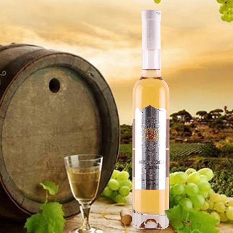 加拿大原酒进口 路易罗曼蒂克·黛莎冰白葡萄酒 2016年 VQA级 11.5%vol扫码价:990元/瓶(2瓶起售)