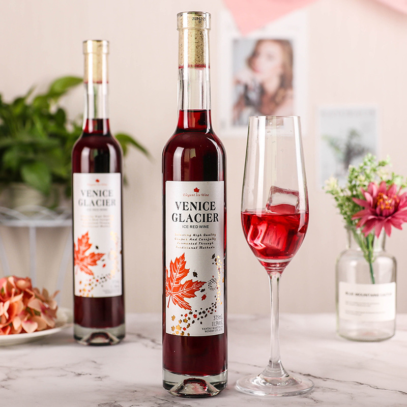 加拿大原酒进口 慕拉冰河·卡洛塔冰红葡萄酒 VQA级·11.5%vol 扫码价:688元/瓶(2瓶起售)