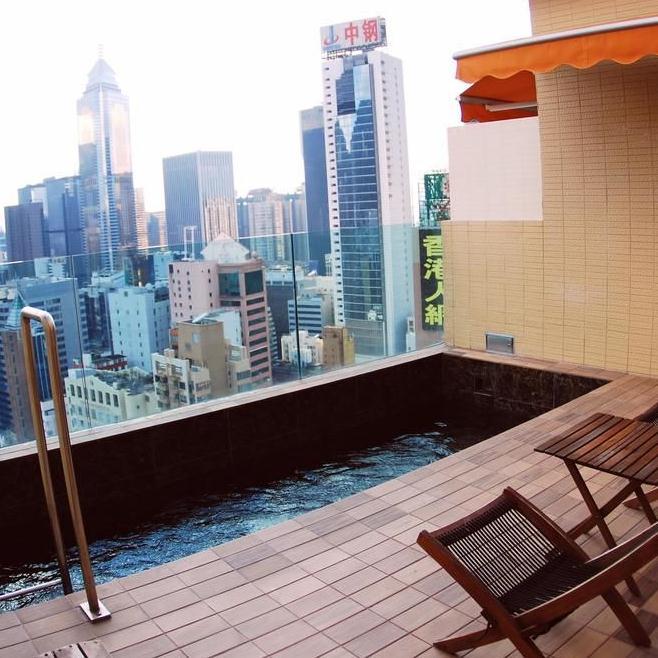 4星-香港4天3晚自由行(华丽铜锣湾酒店)港龙直飞+香港华丽铜锣湾酒店(4星)